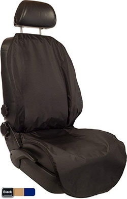 CleanRide Bacteria-Resistant 100% Waterproof Car Seat Cover