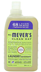 Meyer's Clean Day Liquid Laundry Detergent, Lavender