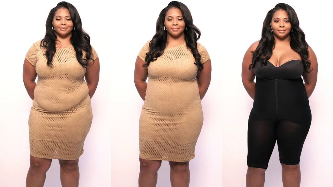 Plus-Size Shape Wear And Body Shapers