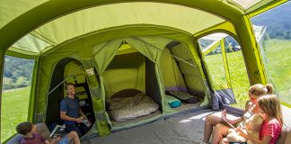 best large camping tent