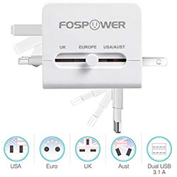 FosPower All-In-One International