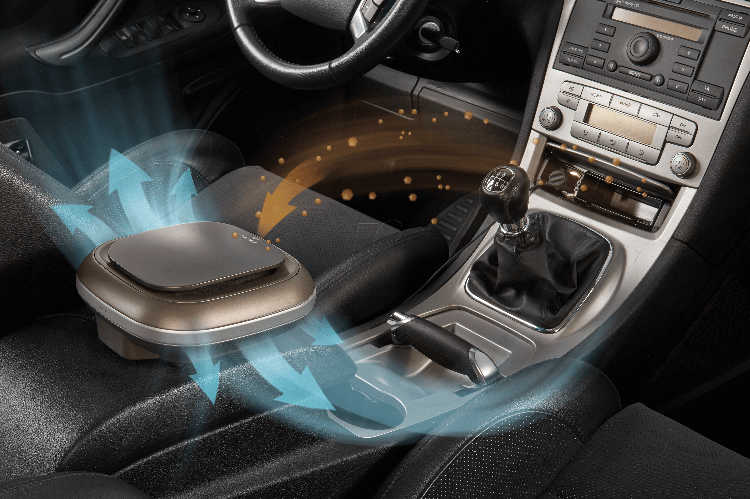 top 10 best car air purifiers of 2019 reviews. Black Bedroom Furniture Sets. Home Design Ideas