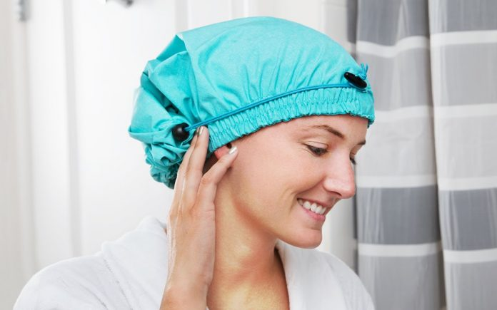 Image result for best shower cap
