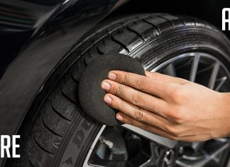 best tire shines
