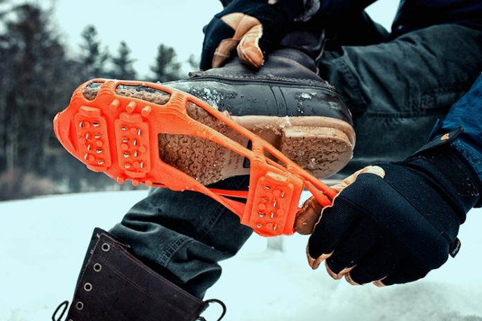 best traction cleats for snow and ice