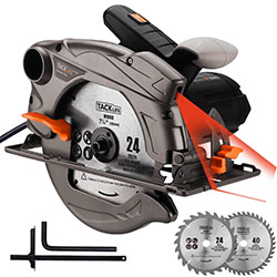 Tacklife 7 25-Inch Saw With Laser Guide