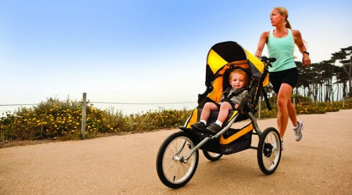 10 Best Jogging Strollers In 2019 Reviews